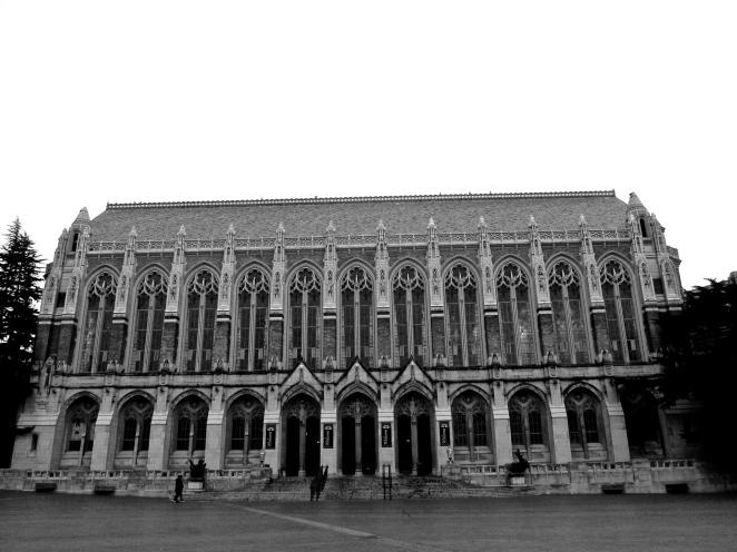 Suzzalo Library, University of Washington