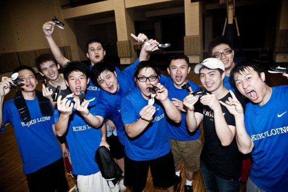 Team KD 冠軍