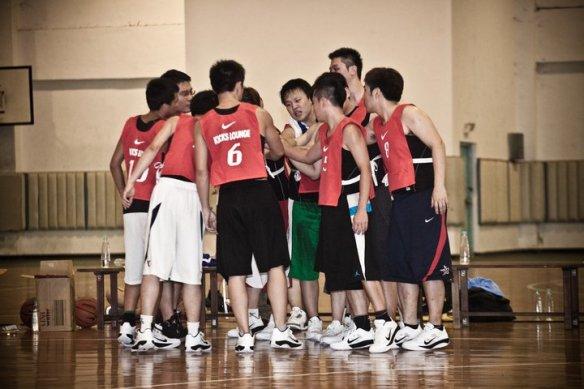 Team Spirit!